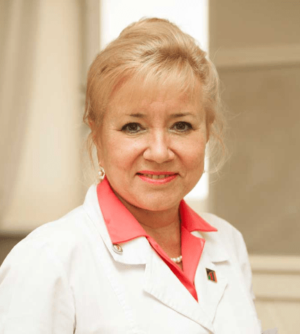 Ермакович Ирина Ивановна