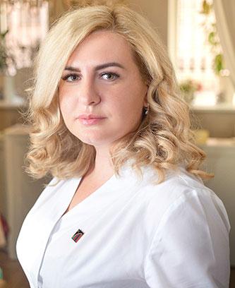 Николаенко Алина Сергеевна