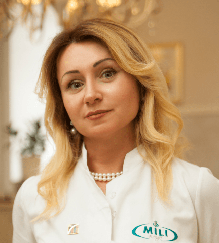 Орел Елена Валентиновна