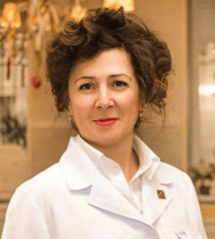 Трунова Татьяна Васильевна
