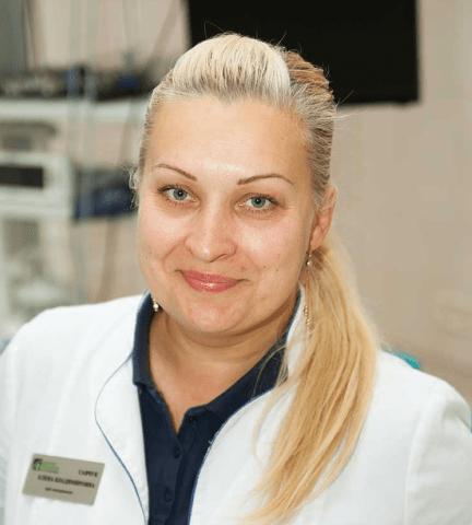 Савчук Елена Владимировна