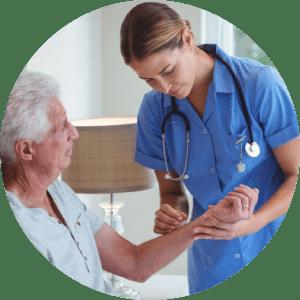 Вызов медицинской сестры на дом