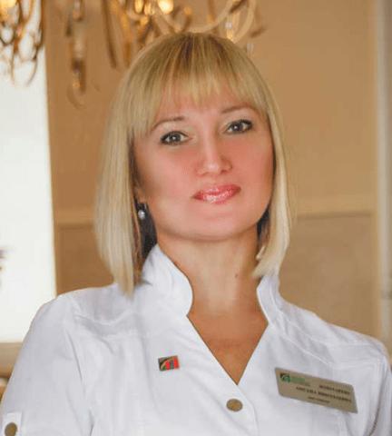 Золотарева Оксана Николаевна